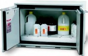 Armoire stockage produits inflammables 890 mm - Largeur 890 mm