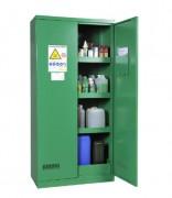 Armoire stockage produits phytosanitaires - Dimensions extérieures (H x l x P) : 1950 x 1600 x 650 mm