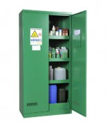 Armoire stockage produits phytosanitaires - Structure acier robuste 9/10e