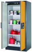 Armoire ventilée de produits chimiques - Filtration intégrée