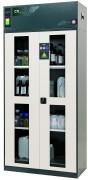 Armoire ventilée de produits dangereux - Dimensions l x P x H extérieures : 1055 x 520 x 2290 mm