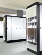 Armoire vestiaire avec aération - Système d'aération et de ventilation