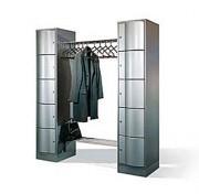 Armoire vestiaire bureau - Un grand espace de rangement