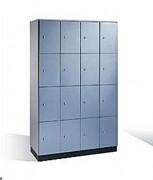 Armoire vestiaire collectivité - Largeur de compartiment 300 mm
