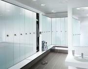Armoire vestiaire de rangement - Un nettoyage simple, rapide et économique
