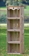 Armoire vestiaire en bois stratifié - Décor stratifié haute densité