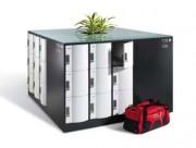 Armoire vestiaire pour clubs de loisirs - Largeur de compartiment 400 mm