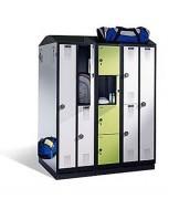 Armoire vestiaire pour collectivités - Une large variété de dimensions de casiers