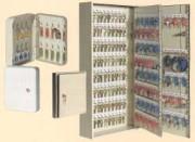 Armoires à clés - Capacité : de 20 à 300 clés