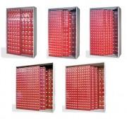 Armoires avec panneaux latéraux glissants - 1, 2, 3, 4, 6 Panneaux latéraux