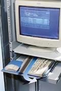 Armoires et Coffrets Informatiques à étagère coulissante - F9224
