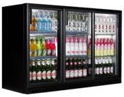 Arrière-bar réfrigéré