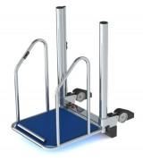 Ascenseur aquatique de piscine - Debout ou en fauteuil roulant