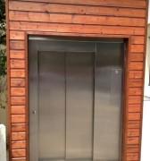 Ascenseur bâtiment neuf et existant à réserve réduite - Ascenseur capacité de charge 450 kg, 6 personnes