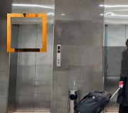 Ascenseur de charge électrique sur mesure - Ascenseur pour bâtiment industriel charge  2500 kg