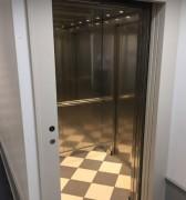 Ascenseur électrique dessertes en équerre ou 3 faces - Ascenseur simple, double, triple accès, 90°