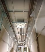 Ascenseur hydraulique avec cuvette pour installation bâtiment existant -  Ascenseur charge utile 350 à 630 kg