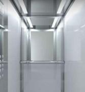Ascenseur pour bâtiment existant hauteur arrivée réduite - Ascenseur sans local machine hauteur d'arrivée 2,6 mètres