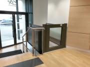 Ascenseur pour handicapés
