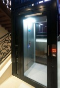 Ascenseur privatif pmr 400 kg - Accès de 2 à 6 niveaux - Electrique