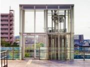 Ascenseurs panoramiques - Facilite la mobilité de tous