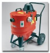 Aspirateur à eau - Puissance d'aspiration : de 1,2 à 4 Kw.