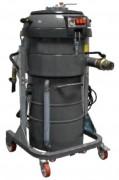Aspirateur à huile industriel - Capacité liquide : 200 L