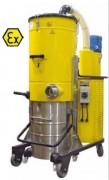 Aspirateur à poussière monophasé - En acier époxy ou inox