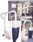Aspirateur à rives autonomes - Extracteur pour aspirations de déchets