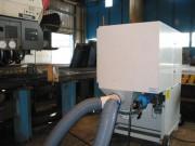 Aspirateur amiante - Centrale aspirante spéciale amiante - Filtration à double étages