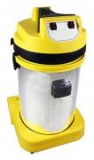 Aspirateur boulangerie antistatique - 2 Moteurs - Capacité cuve : 76 Litres - Avec kit four