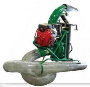 Aspirateur broyeur feuille - Motorisation : de 13 à 25 CV
