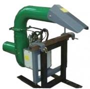 Aspirateur broyeur hydraulique