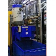 Aspirateur centralisé à vidange automatique - Canal latéral multi-étages de 3 à 33 Kw