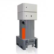 Aspirateur centralisé industrie - Débit max. 980 m3/h