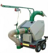 Aspirateur chargeur de feuilles - Motorisation : 30 - 40 et 50 CV