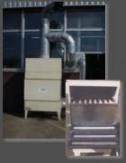 Aspirateur d'air pollué - 6 modèles de 500 à 6000 m3/h