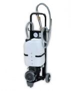 Aspirateur d'huile mobile - Débit L/min : 2 à 10