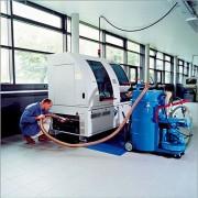 Aspirateur de copeaux et liquides - Puissance : 3 kW