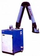 Aspirateur de fumées de soudure - Puissance : 1.1 kW  -  Débit 1500 m³/h