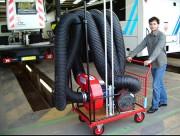 Aspirateur de gaz d'echappement - Kit extracteur poids lourds