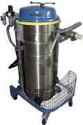 Aspirateur de liquides de coupe - Cuves de récupération de 100 à 700 litres pour les liquides.