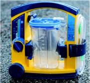 Aspirateur de mucosités électrique 50 à 550 mm Hg - Puissance d'aspiration : de 50 à 550 mm Hg