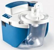 Aspirateur de mucosités polyvalent - Puissance d'aspiration : 50 à 550 mm Hg