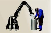 Aspirateur de poussiere industriel - Aspiro-filtre mobile polyvalent
