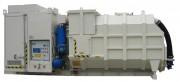Aspirateur diesel mobile - Capacité de collecte de 4 à 9 m3