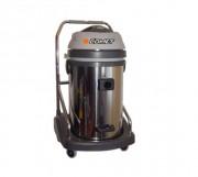 Aspirateur eau et poussière 3 moteurs - Aspirateur 3 moteurs 3x1100 Watts