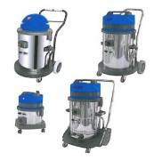 Aspirateur eau et poussière à usage semi-intensif - Débit : de 230 à 510 m³/h  -  Motorisation 230V monophasée