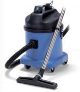 Aspirateur eau et poussières de grande capacité - Puissance moteur : 1200W - Capacité sec/eau 23 L (poussières) / 15 L (eau)