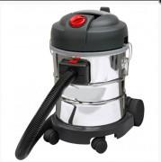 Aspirateur eaux et poussières - Cuve inox :  20litres   -  Moteur : 1200W
